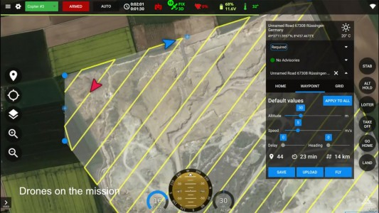 Multiple Drones support in SmartAP GCS