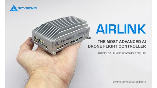 The launch of SmartAP AIRLink