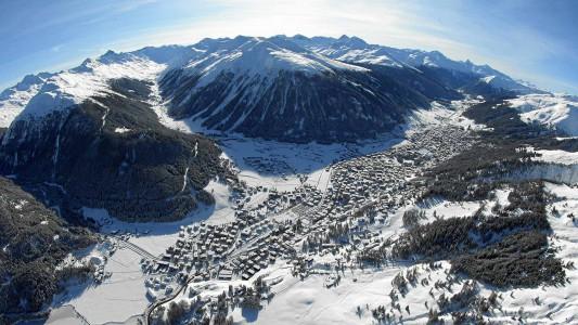 Sky-Drones at WCF-2016 in Davos